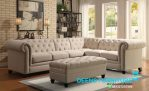 Sofa Tamu Minimalis Modern Chester L Furniture Jepara